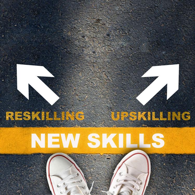 Ανάπτυξη Ανθρώπινου Δυναμικού (Reskilling – Upskilling)