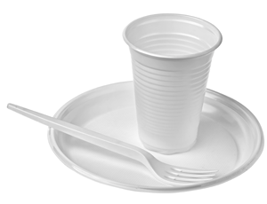 Πλαστικά Πιάτα / Ποτήρια